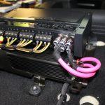 пайка кабелей автозвук