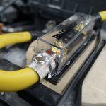 протяжка кабелей в авто