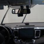 установка видеорегистратора в машину